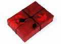 Valentines gift wrap